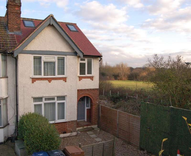 4 Bedrooms Semi Detached House for sale in Greenford Road, Greenford, Middlesex, UB6 0HQ