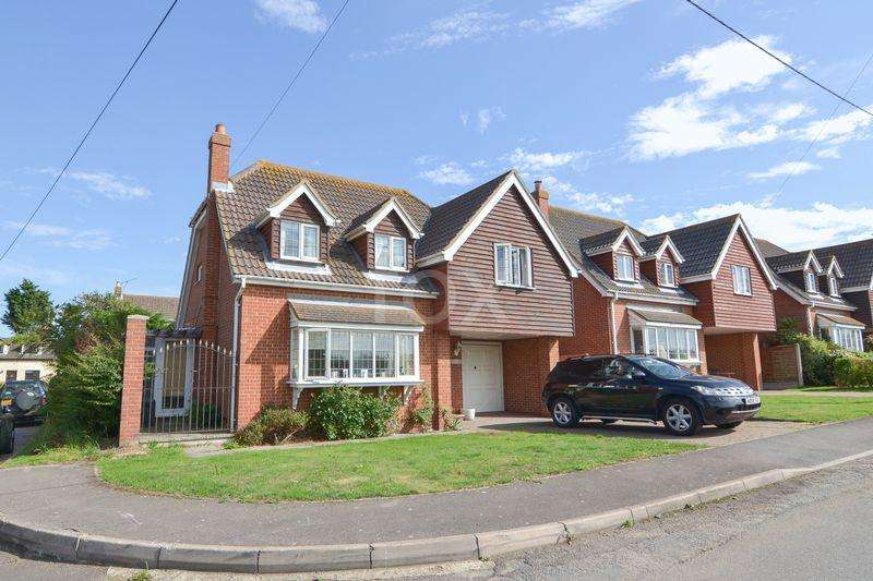 3 Bedrooms Detached House for sale in Fambridge Road