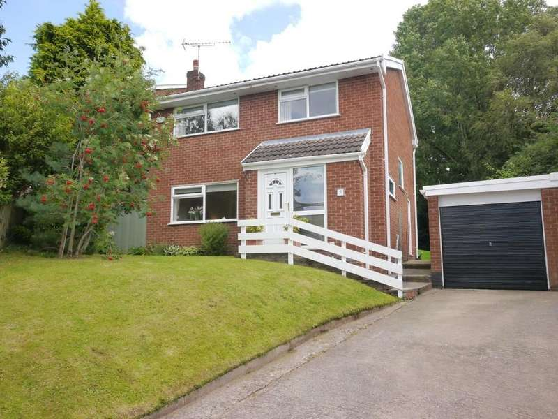 4 Bedrooms Detached House for sale in 5 Croft Close, Utkinton, CW6 0XA