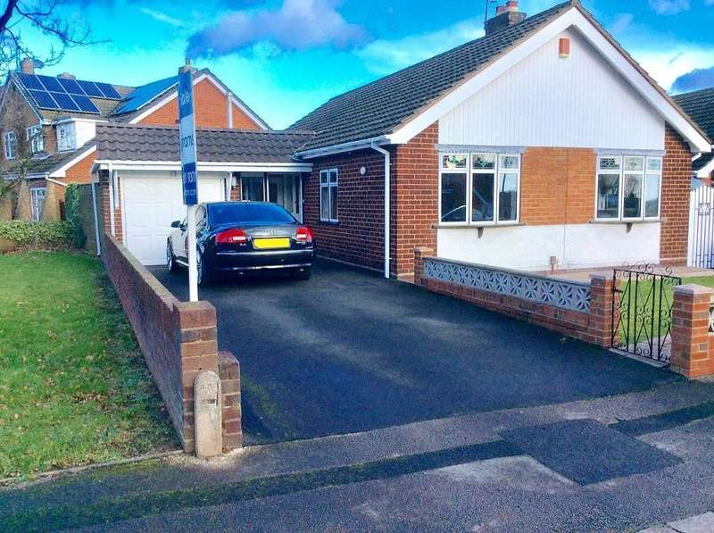 2 Bedrooms Bungalow for sale in BIRD END, WEST BROMWICH, WEST MIDLANDS, B71 3EA