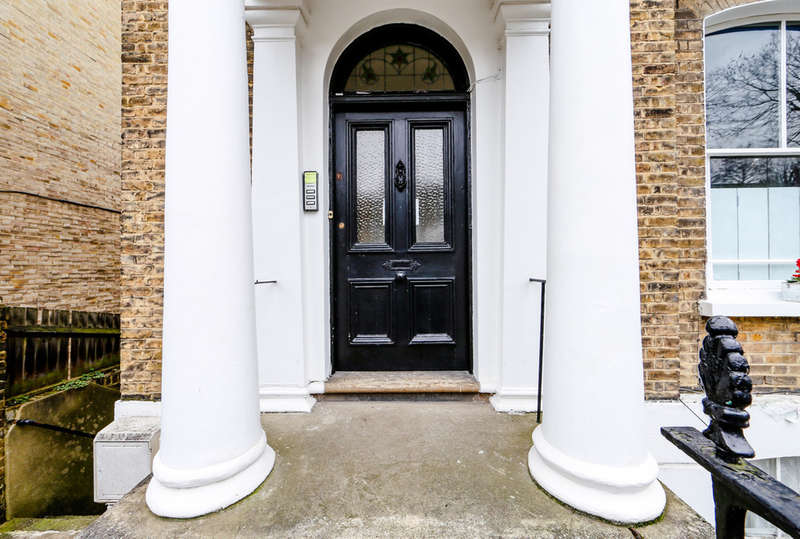 Flat for sale in Hamilton Park West, N5 1AB