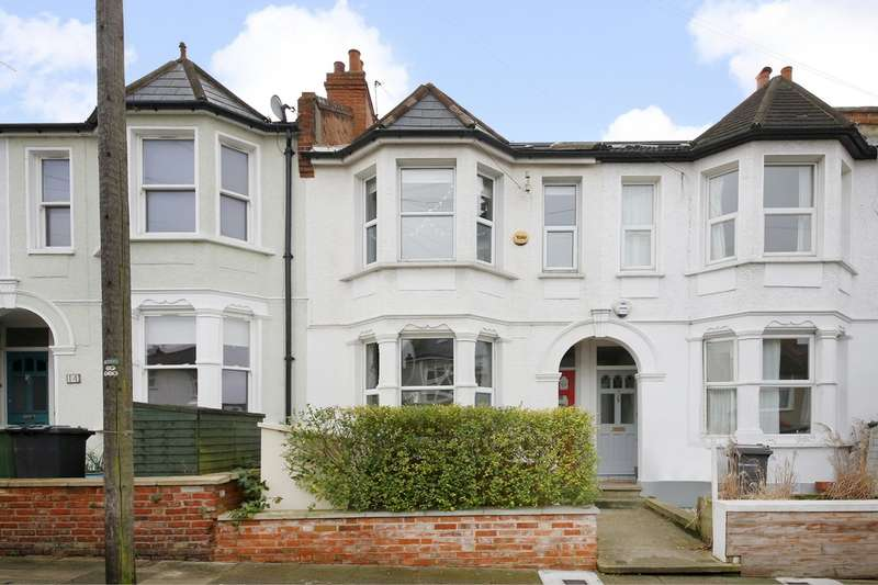 4 Bedrooms Terraced House for sale in Rushford Road, Brockley, London