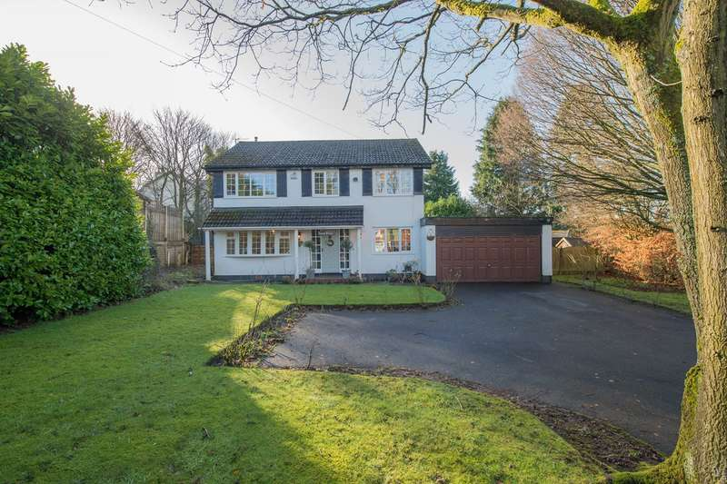 4 Bedrooms Detached House for sale in Hardy Mill Road, Harwood, Bolton, BL2