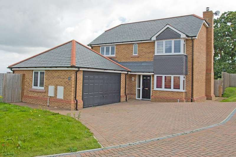 4 Bedrooms Detached House for sale in Llys Adda, Bangor, North Wales
