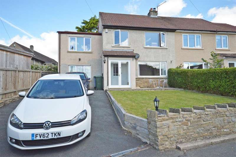 4 Bedrooms Semi Detached House for sale in 52 Raikeswood Drive, Skipton,