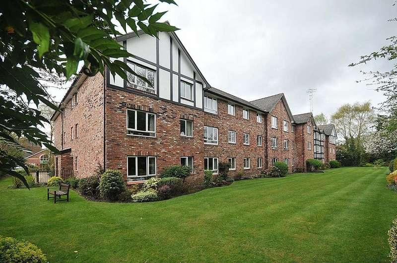1 Bedroom Retirement Property for sale in Canterbury Grange, Wilmslow