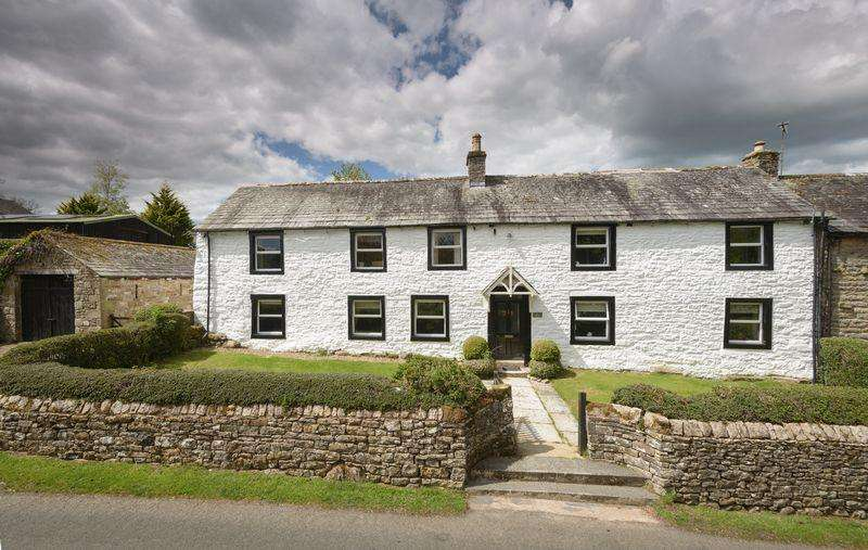 4 Bedrooms Semi Detached House for sale in Hill House, Maulds Meaburn, Penrith