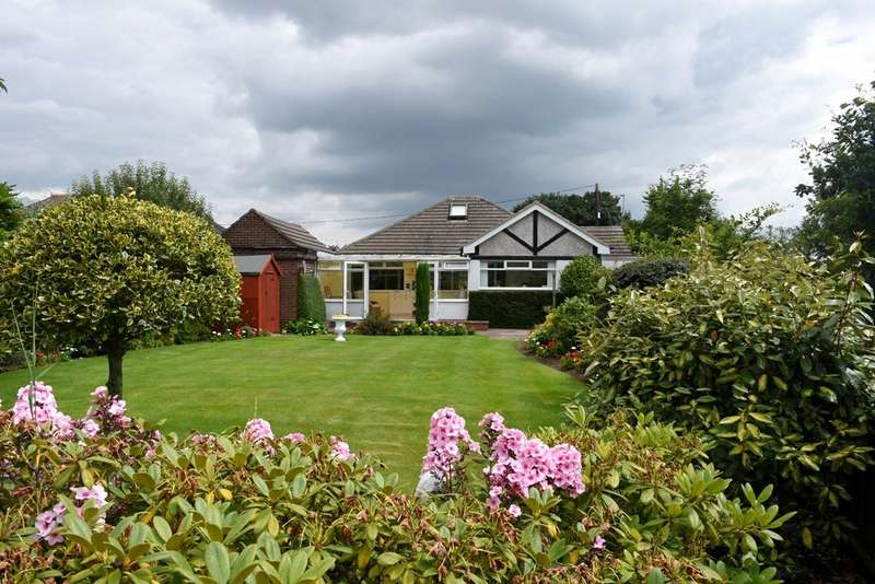 3 Bedrooms Bungalow for sale in Hodge Lane, Hartford