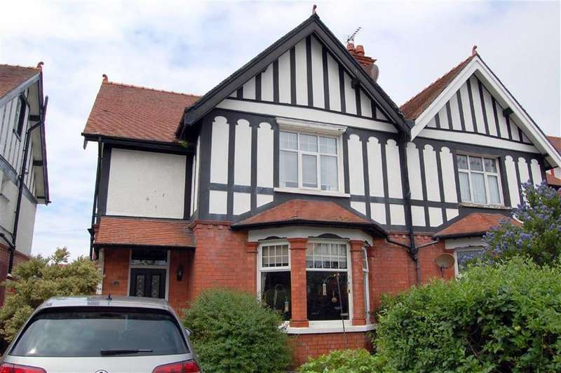 4 Bedrooms Semi Detached House for sale in St Marys Road, Llandudno, Conwy