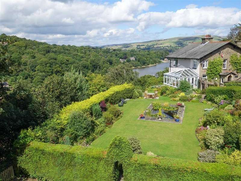 4 Bedrooms Detached House for sale in Macclesfield Road, Whaley Bridge, High Peak, Derbyshire