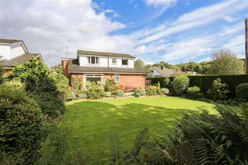 3 Bedrooms Detached House for sale in The Ceal, Compstall, Cheshire