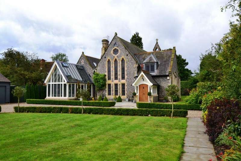 4 Bedrooms Detached House for rent in Letty Green, Nr Hertford, Hertfordshire