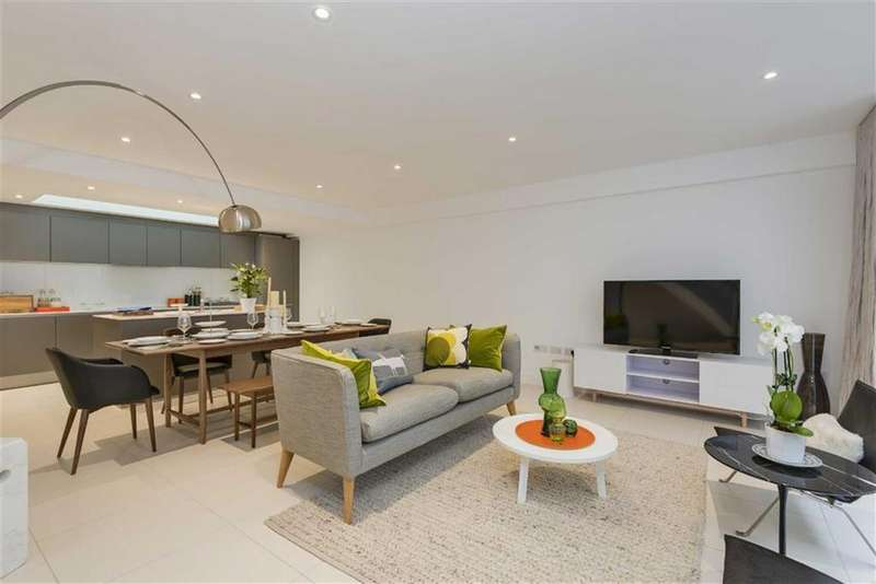 4 Bedrooms House for sale in Whittlebury Mews West, Primrose Hill, London, NW1