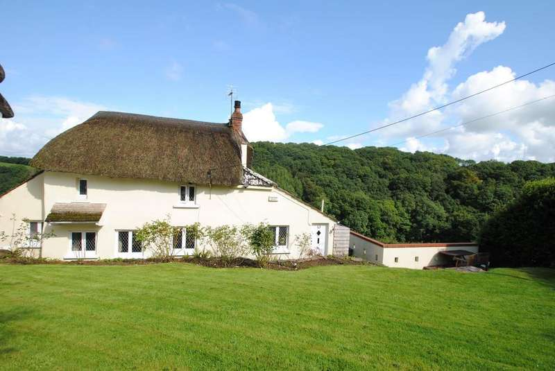 3 Bedrooms Detached House for sale in Cottwood, Riddlecombe