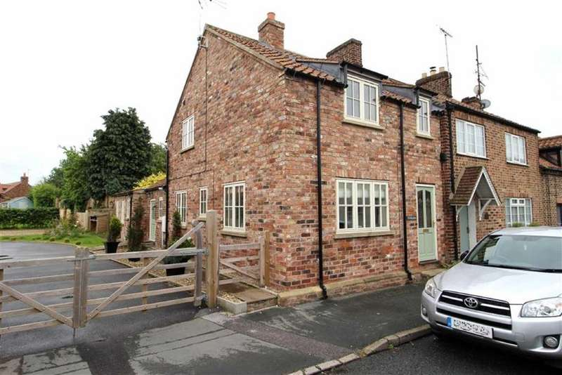 4 Bedrooms Semi Detached House for sale in Middle Street, Nafferton, East Yorkshire