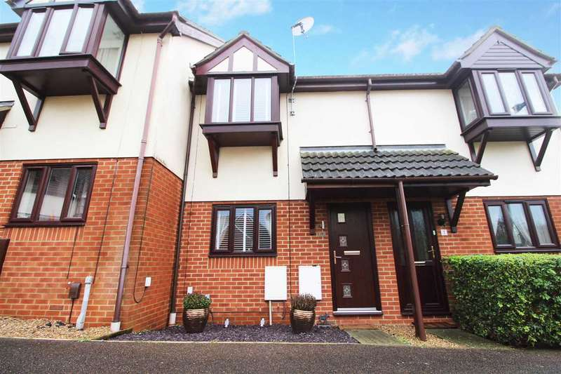 2 Bedrooms Terraced House for sale in Camwood Gardens, Ipswich