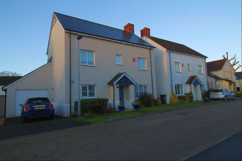 4 Bedrooms Detached House for sale in Rectory Mews, Hatch Beauchamp, Taunton, TA3