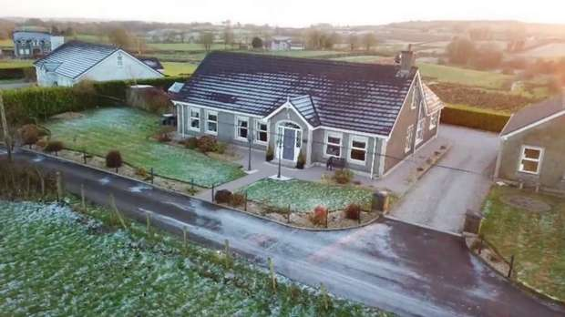 4 Bedrooms Detached Bungalow for sale in Garvaghy Road, Portglenone, Ballymena, County Antrim