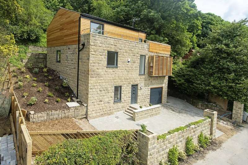 4 Bedrooms Detached House for sale in Abbey Road, Knaresborough