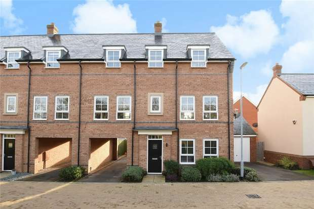 5 Bedrooms Semi Detached House for sale in Newland, Marston Moretaine, Bedford