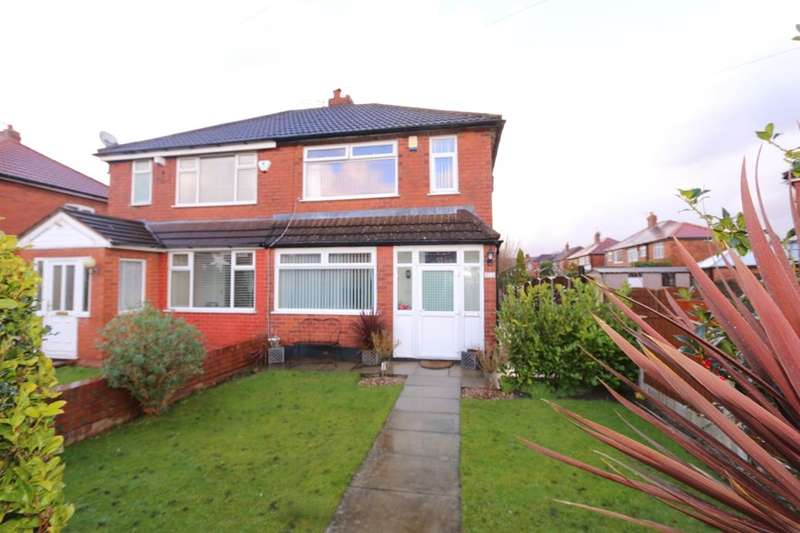 2 Bedrooms Semi Detached House for sale in Franklyn Close, Denton, Manchester, M34
