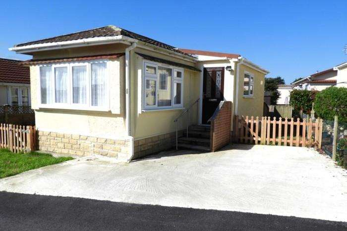 1 Bedroom Park Home Mobile Home for sale in 60 Glenhaven Park, HELSTON, TR13