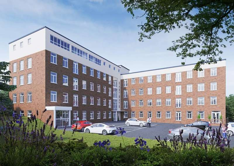 1 Bedroom Apartment Flat for sale in Thorpe Road, Norwich