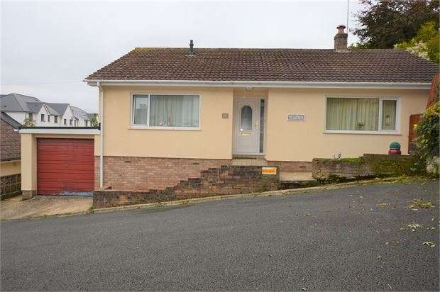 2 Bedrooms Detached Bungalow for sale in George Street, Newton Abbot, Devon. TQ12 1HX