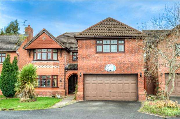 6 Bedrooms Detached House for sale in Prospero Drive, Heathcote, Warwick Gates, Warwick