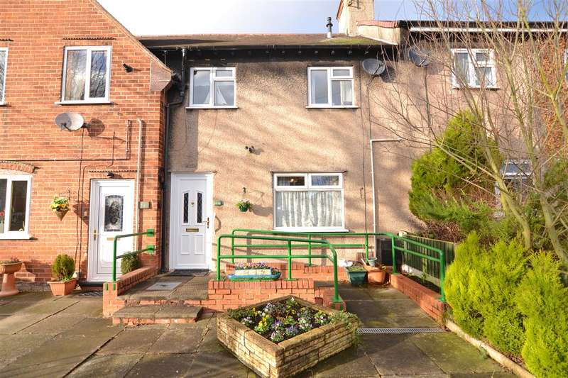 3 Bedrooms Terraced House for sale in Bedford Avenue, Stafford