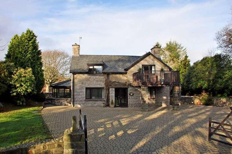 3 Bedrooms Detached House for sale in Shenandoah, Llanbedrog, North Wales