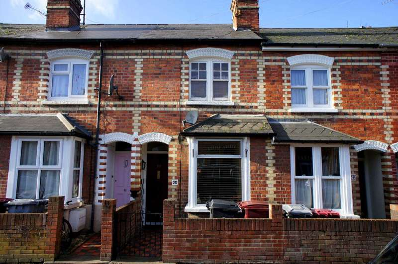 3 Bedrooms Terraced House for sale in Elm Park Road, Reading