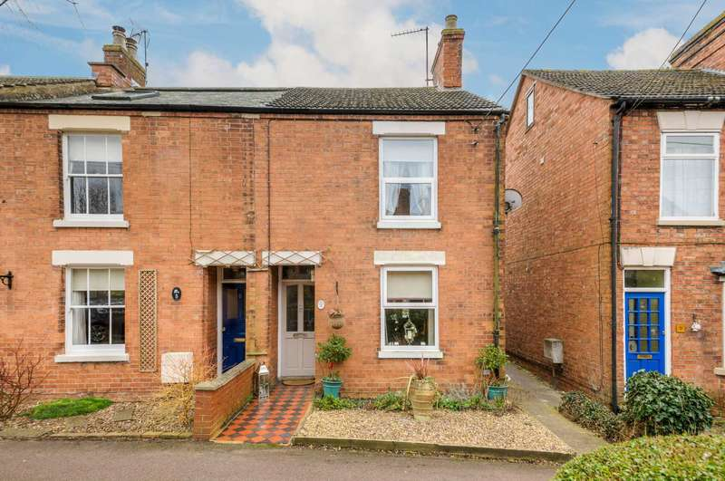 3 Bedrooms End Of Terrace House for sale in New Road, Castlethorpe