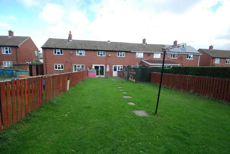 3 Bedrooms Terraced House for sale in Ollerton Road, Barnsley S71
