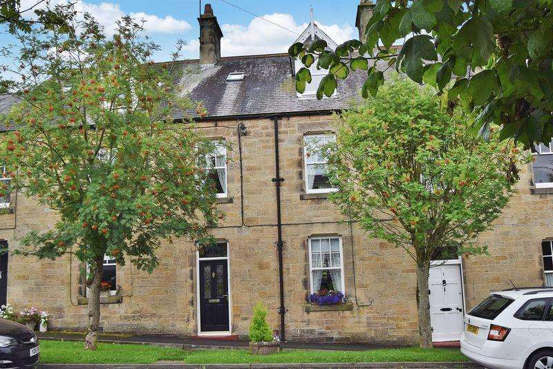 5 Bedrooms Terraced House for sale in Fountain Terrace, Bellingham
