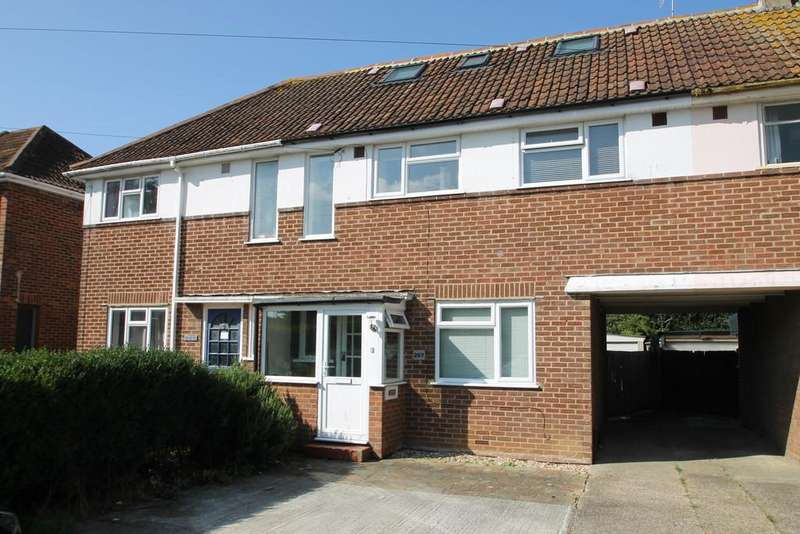 4 Bedrooms Semi Detached House for sale in Ringmer Road, Worthing, BN13 1EG