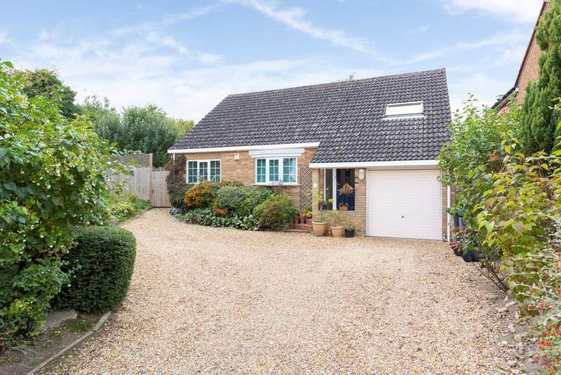 4 Bedrooms Detached House for sale in Station Road, Steeple Morden, Royston, SG8