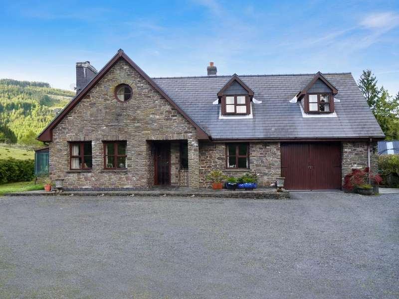 3 Bedrooms Detached House for sale in Abergwesyn, Llanwrtyd Wells, LD5