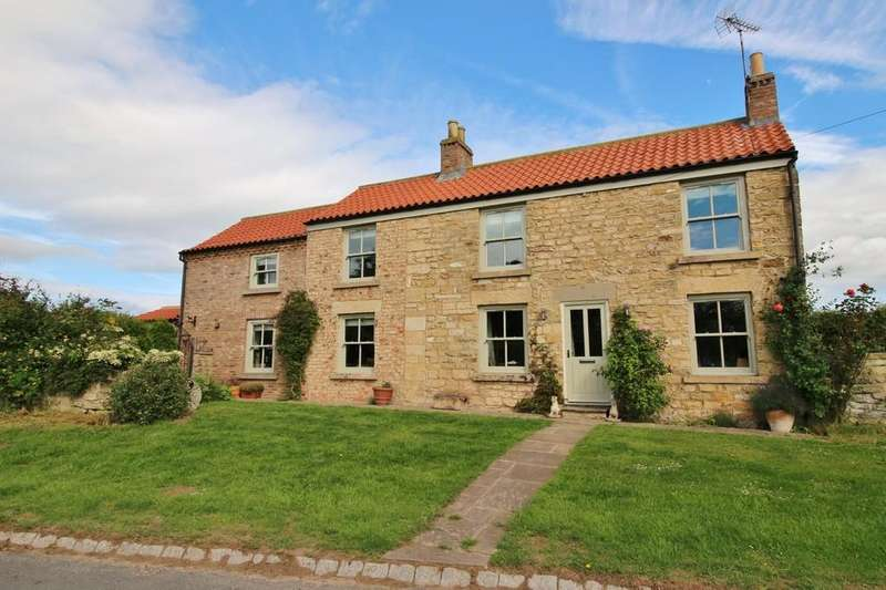 3 Bedrooms Detached House for sale in Rainton, Thirsk