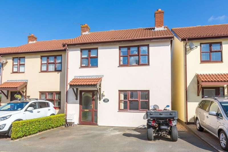 3 Bedrooms Semi Detached House for sale in 24 Clos des isles, St. Sampson, Guernsey