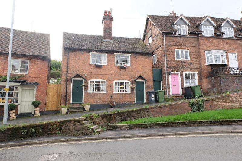 2 Bedrooms Terraced House for sale in Welch Gate, Bewdley DY12 2AX