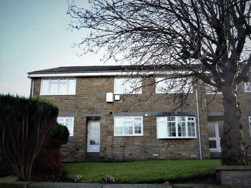 2 Bedrooms Apartment Flat for sale in Flat 1, Larkfield, 67 Leylands Lane,Bradford, BD9 5QT