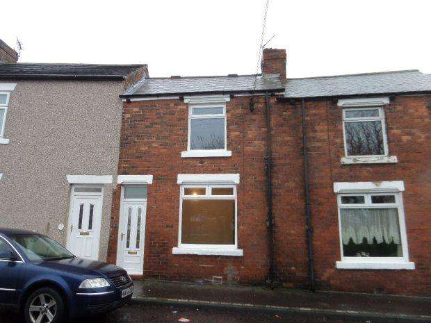 2 Bedrooms Terraced House for sale in BRITANNIA TERRACE, FENCEHOUSES, OTHER AREAS