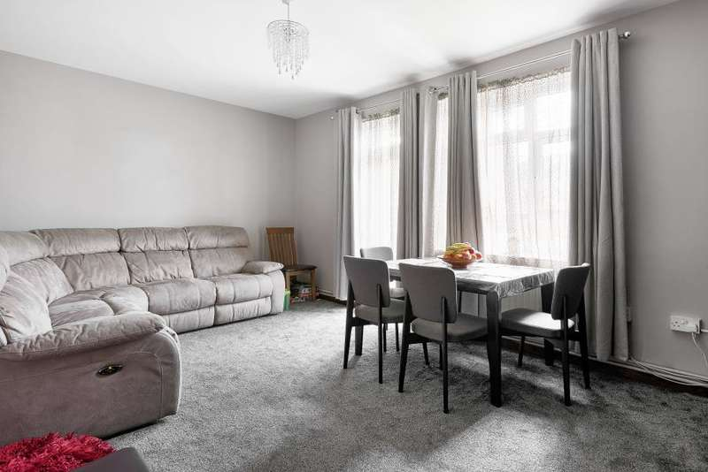 3 Bedrooms Apartment Flat for sale in Fayland Avenue, SW16
