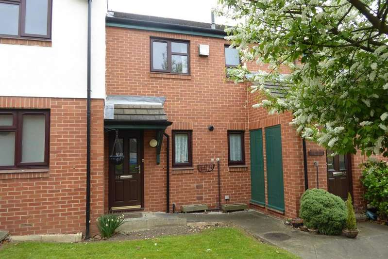 1 Bedroom Ground Flat for sale in Sandal Hall Mews, Sandal
