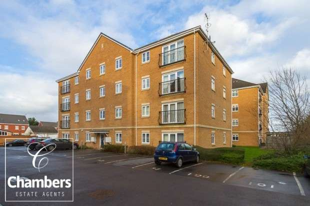 2 Bedrooms Apartment Flat for sale in Wyncliffe Gardens, Pentwyn, Cardiff, CF23