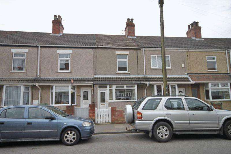 3 Bedrooms Terraced House for sale in BENTLEY STREET, CLEETHORPES