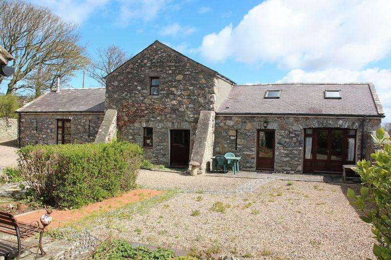 3 Bedrooms Detached House for sale in Llanfaethlu, Holyhead