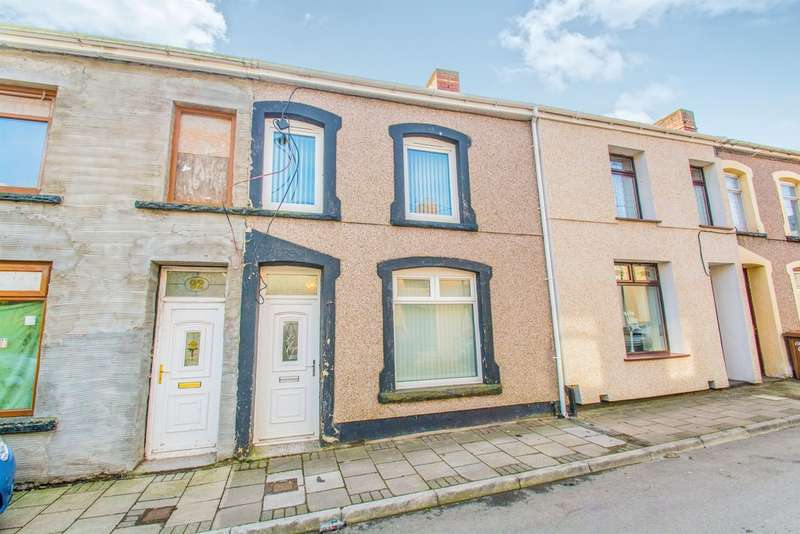 3 Bedrooms End Of Terrace House for sale in Jones Street, Phillipstown, New Tredegar
