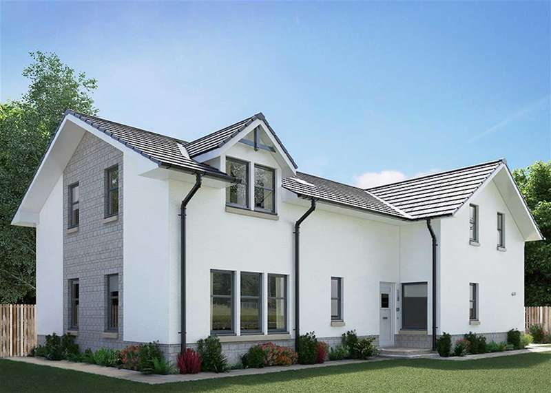 5 Bedrooms Detached House for sale in Jackton View, Jackton, JACKTON
